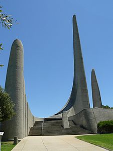 Afrikaans Language Monument'