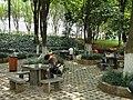 Tables - Yunnan University - DSC02351.JPG