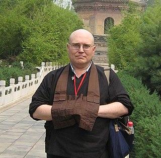 Taigen Dan Leighton American Buddhist monk