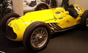 Circuit des Nations -  Talbot Lago T26