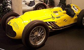 Circuit des Nations -  Talbot Lago T26