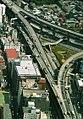 Tanimachi Junction 谷町ジャンクション (59-OBO-851-PM S 5184 Tokyo - Compound Site - 1983).jpg