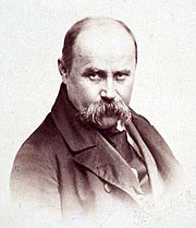 Shevchenko in the mid-1800s