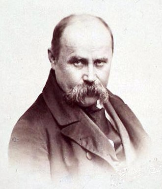 Taras Shevchenko - Shevchenko in the mid-1800s