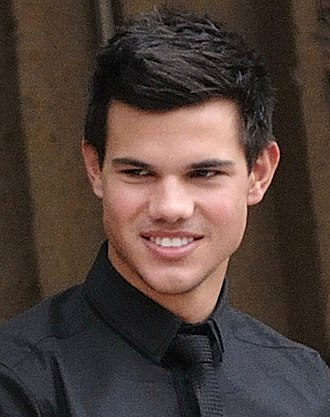 Jacob Black - Taylor Lautner