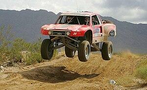 Trophy Truck - Steve Olliges Team Ford Trophy Truck