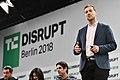 TechCrunch Disrupt Berlin 2018 (44299907480).jpg