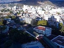 Tegucigalpa mdc