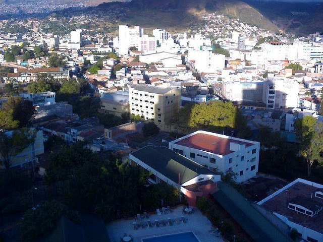 TegucigalpaMayaHotelView