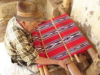 Cacha - Weaver in Cacha