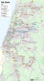 Tel Aviv Light Rail