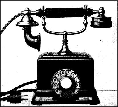 Telefon, Nordisk familjebok