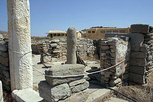 Temple Dionysus Delos Fallos 060240