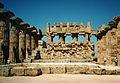 Temple E (Hera) at Selinunte, View Towards the Cella sel8.jpg