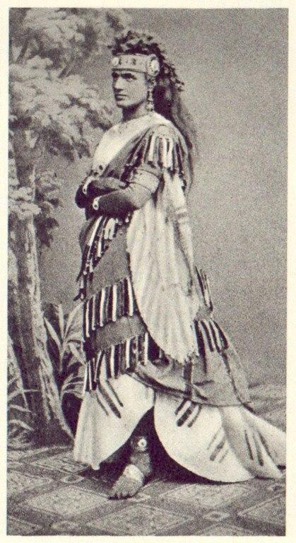 Teresa Stolz Aida 1872