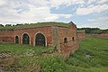 Terezín - Hlavní pevnost, úplné opevnění 10.JPG