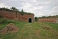 Terezín - Hlavní pevnost, úplné opevnění 19.JPG