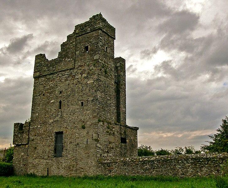 File:Termonfekin Castle.jpg