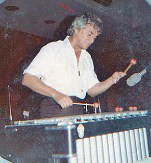 Terry Gibbs American vibraphonist