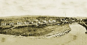Teslić - Teslić at the end of the 19th century.