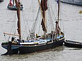 Thames barge parade - downstream - Thalatta 6782.JPG