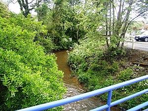 Thar (river) - The Thar at Jullouville