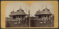 Thatch cottage, Prospect Park, Brooklyn, from Robert N. Dennis collection of stereoscopic views.png