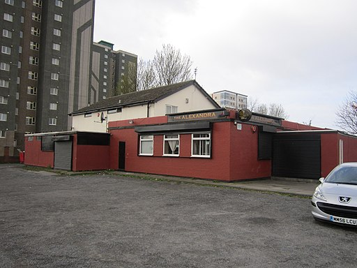 Creative Commons image of The Alexandra in Bootle