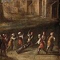 The Christ of Medinaceli being pulled through the streets of Meknes Juan de VALDES LEAL 1681.jpg