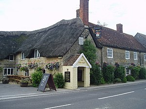 Marnhull - The Crown Inn, Marnhull