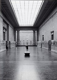 The re-opened Duveen Gallery, (1980)