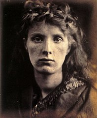 The Mountain Nymph Sweet Liberty, by Julia Margaret Cameron.jpg