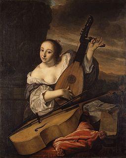 <i>The Musician</i> (Bartholomeus van der Helst painting) painting by Bartholomeus van der Helst