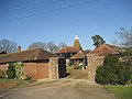 The Oast House, High Halden Road, Biddenden, Kent - geograph.org.uk - 368029.jpg