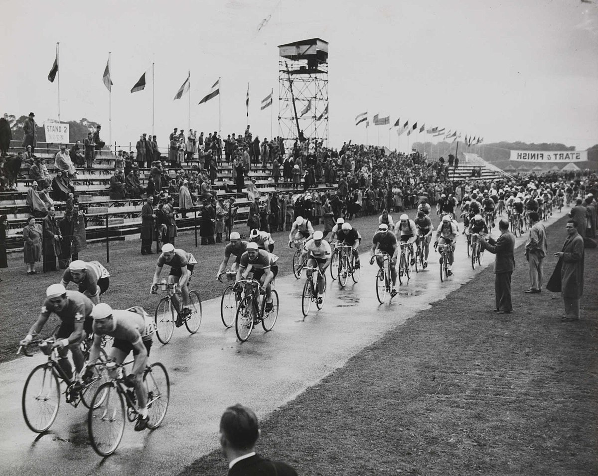 Cycling at the 1948 Summer Olympics – Men's individual road race - Wikipedia