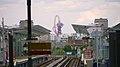 The Orbit from Canary Wharf DLR Station.jpg