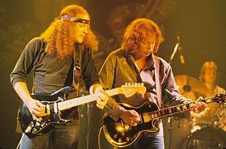 Outlaws (band) - Image: The Outlaws Thomasson & Jones