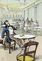The Palmy Days of the Café de la Rotonde. In the Palais-Royal, 1868.jpg