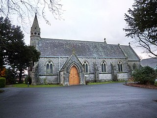 St Marys Church, Allithwaite Church in Cumbria, England