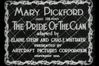File:The Pride of the Clan (1917).webm