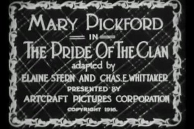 Bestand:The Pride of the Clan (1917).webm