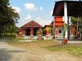 Jalpaiguri - This is one of the oldest temples before the Raikat Palace.