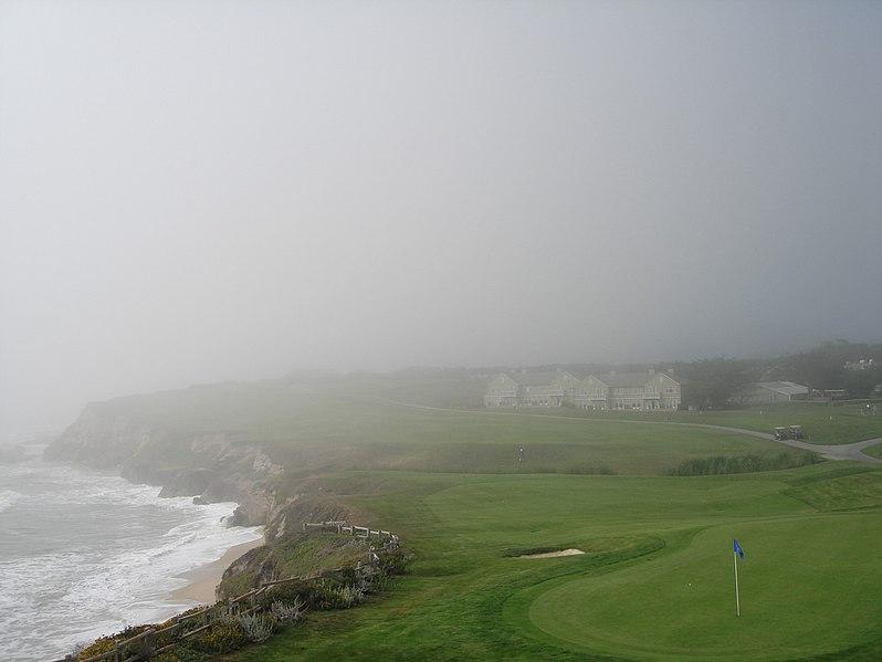 File:The Ritz-Carlton, Half Moon Bay, CA USA - in fog (San Matteo Coast) - panoramio.jpg