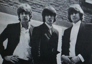 The Walker Brothers - The group in 1965
