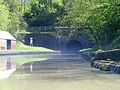 The entrance to Blisworth Tunnel on the Southern Grand Union Canal - geograph.org.uk - 30537.jpg