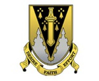 United States Military Academy Preparatory School - Image: The official crest for the United States Military Academy Preparatory School 2014 05 29 07 03