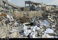 The ruins of the American missile attack on Syria 12.jpg