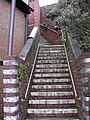 Theatre Steps, Bacup - geograph.org.uk - 673938.jpg