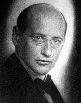 Theodor Reik - Theodor Reik.