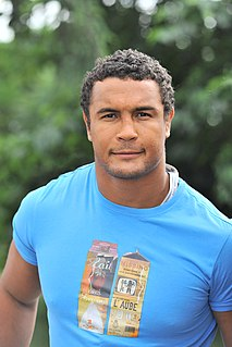 Thierry Dusautoir French former rugby union player